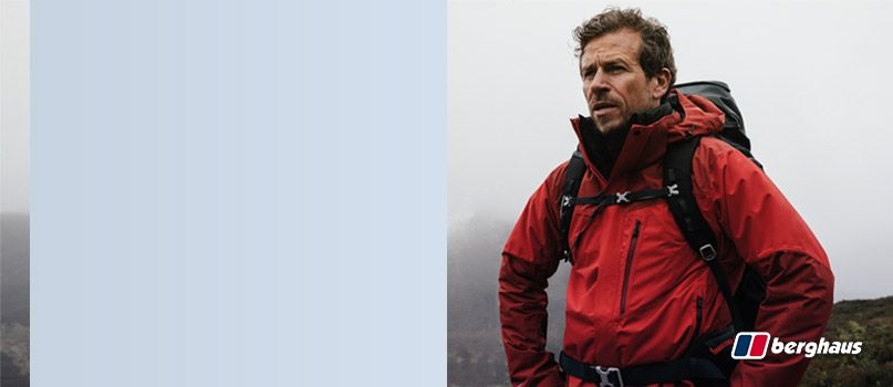 Gear up with Berghaus