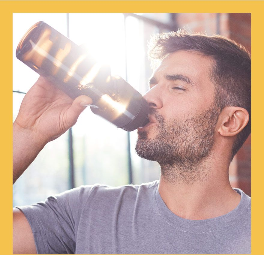Three ways to stay hydrated